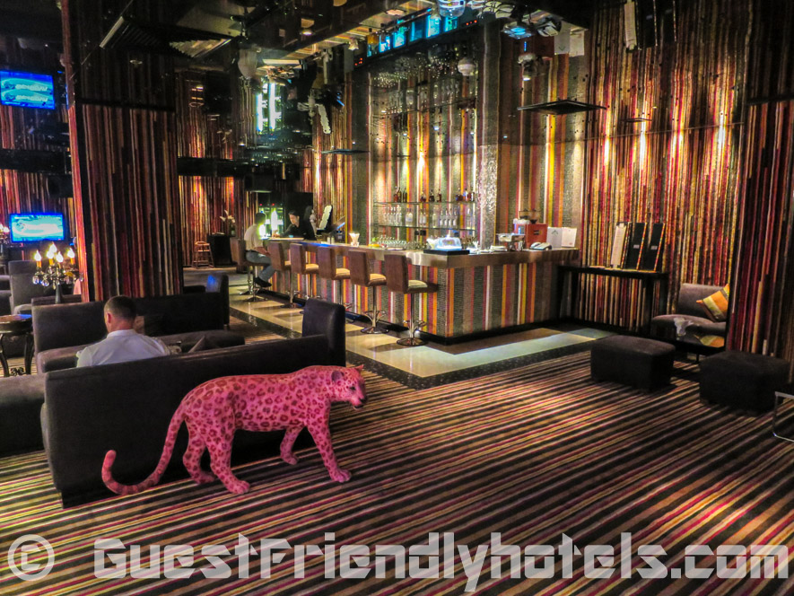 Cool Bar at the Dream Hotel Bangkok