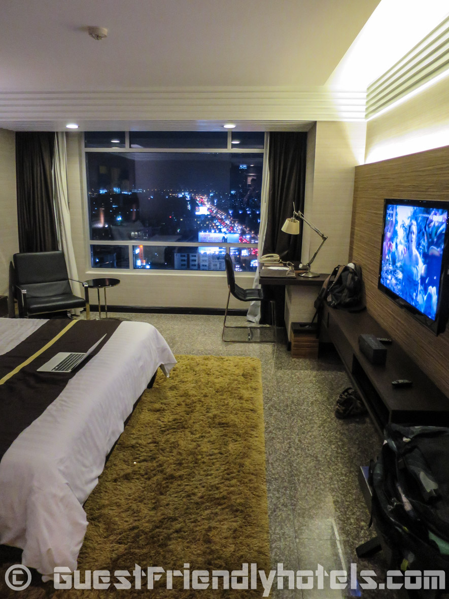 Majestic Grande Hotel main bedroom